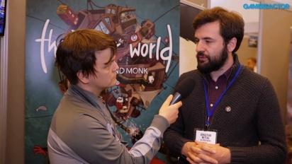The Inner World: The Last Wind Monk - Entrevista a Sebastian Mittag