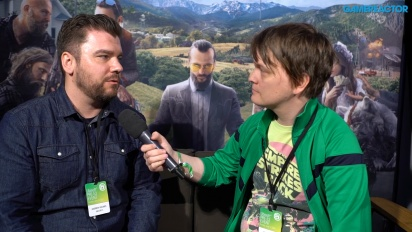 Far Cry 5 - Entrevista a Drew Holmes