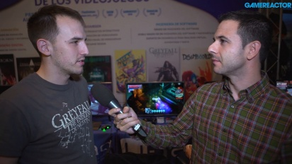 Greyfall: The Endless Dungeon - Entrevista a Mikel Aretxabala