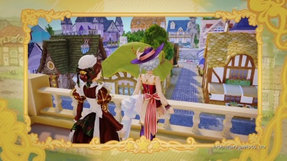 Nelke & the Legendary Alchemists - Gameplay Trailer