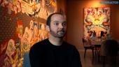 GRIS - Entrevista a Adrián Cuevas