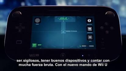Wii U - ejemplos de Satoru Iwata con juegos reales (español)