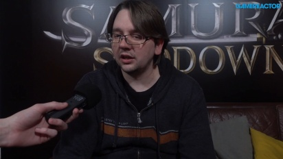 Samurai Shodown - Entrevista a Jost Weatherford