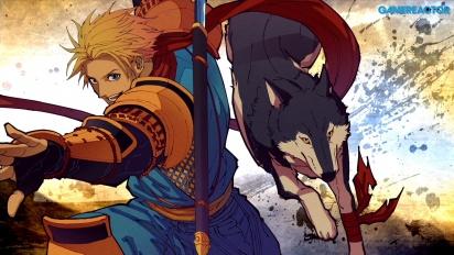 Samurai Shodown - Gameplay del modo Historia con Galford