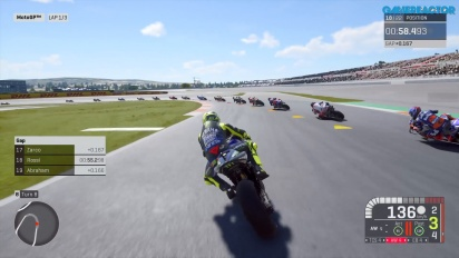 MotoGP 19 - Gameplay de pro: carrera en Valencia