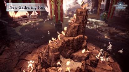 Monster Hunter World: Iceborne - Developer Diary #1