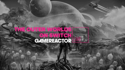 The Outer Worlds - Replay del Livestream Nintendo Switch