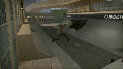 Tony Hawk's Pro Skater HD - DLC LA B-Roll