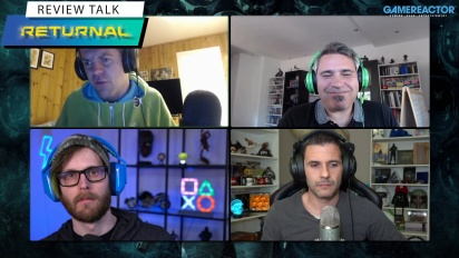 Returnal - El debate Gamereactor