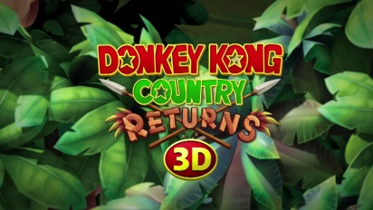 Donkey Kong Country Returns 3D - Nintendo Direct Trailer