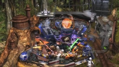 Star Wars Pinball: Balance of the Force - Trailer