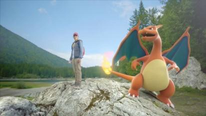 Pokémon X & Y - 3DS & 2DS Trailer