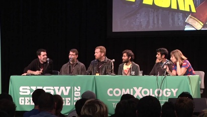 Tales from the Borderlands - Unveiled at SXSW w/Telltale Games & Gearbox Software