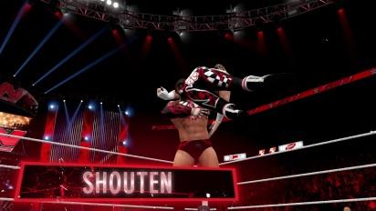 WWE 2K16 - New Moves Pack - DLC Trailer