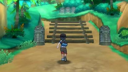 Pokémon Sol/Luna - Tráiler japonés de starters y fecha de lanzamiento