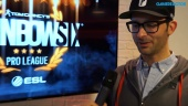 Rainbow Six: Siege - Alexandre Remy Interview