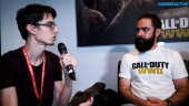 Call of Duty: WWII - Entrevista a Sean Soucy y Tolga Kart