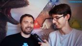 Ark: Survival Evolved - Entrevista a Jesse Rapczak