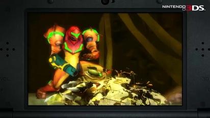 Metroid: Samus Returns - Overview Trailer