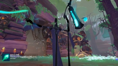 Gigantic - Ezren Ghal Hero Overview Trailer