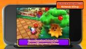 Kirby Battle Royale - Tráiler de la demo en español