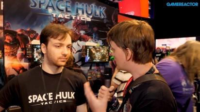 Space Hulk: Tactics - Entrevista a Basile Bastian