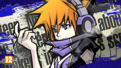 The World Ends With You: Final Remix - Overview Trailer
