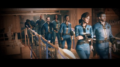 Fallout 76 - In-Game Intro