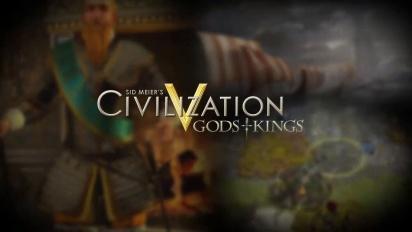 Civilization V - Cultivate & Expand Trailer