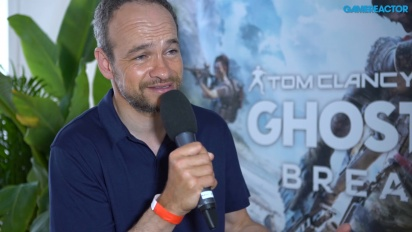 Ghost Recon: Breakpoint - Entrevista a Nouredine Abboud