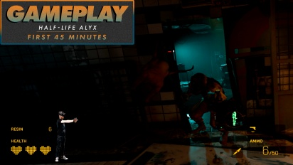 Half-Life: Alyx - 45 Minutos de Gameplay