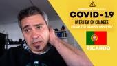 Gamereactor frente al Coronavirus: Ricardo desde Portugal
