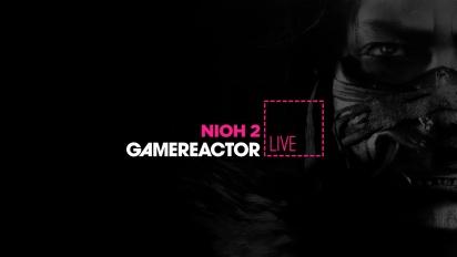 Nioh 2 - Replay del Segundo Livestream Parte 1