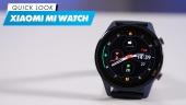 Xiaomi Mi Watch - El Vistazo