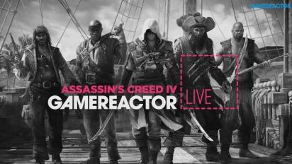 Gameplay Assassin's Creed IV: Black Flag Grito de Libertad (PS4) - Repetición del Livestream