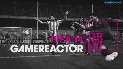FIFA 14 - Final Champions League - Real Madrid vs Atlético de Madrid