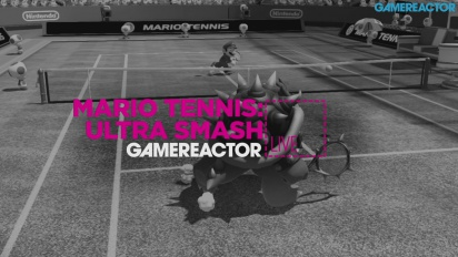 Mario Tennis Ultra Smash - Replay