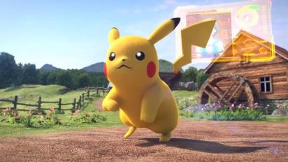 Pokkén Tournament - Tráiler Las mejores batallas de Pokémon