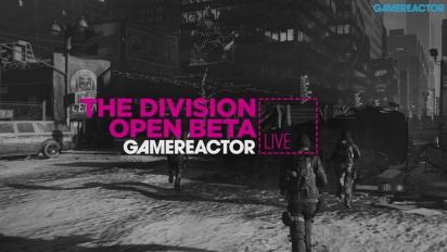 The Division Open Beta - Repetición del Livestream