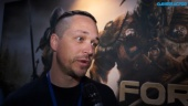 For Honor - Gaelec Simard Interview