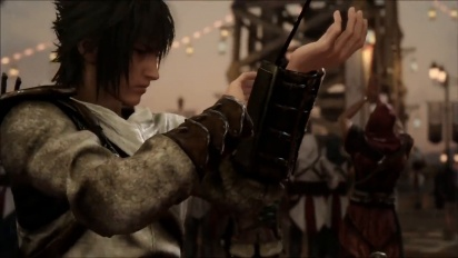 Final Fantasy XV - Assassin's Festival Trailer
