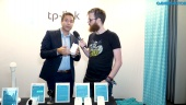 TP-Link - Entrevista a Fredric Suarez