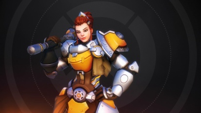 Overwatch - Introducing Brigitte