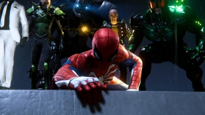 Spider-Man - E3 2018 Showcase Demo Video