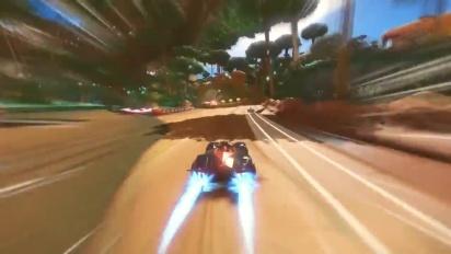Team Sonic Racing - Tráiler de juego en equipo en español