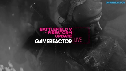 Battlefield V - Firestorm - Replay del Livestream