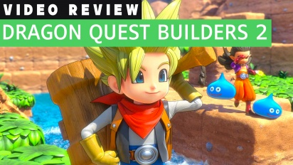 Dragon Quest Builders 2 - Review en vídeo