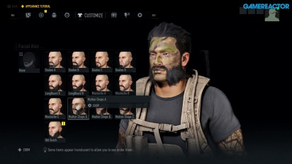 Ghost Recon: Breakpoint - Gameplay de la Personalización