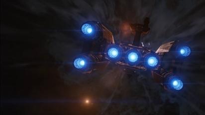 Elite Dangerous: Fleet Carriers - Tráiler de lanzamiento