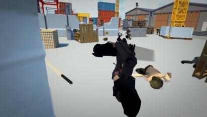 Crisis VRigade - Port Ambush Trailer
